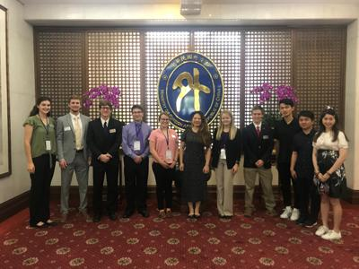 American Students' Agricultural Exchange in Taiwan
